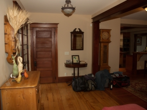 Looking Toward the Kitchen