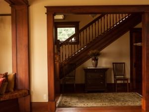 Looking Toward Harry Potter's Bedroom