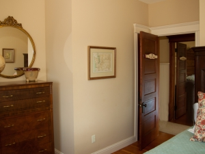 Dresser and Map