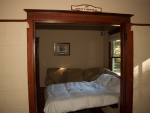 Marty's Hideaway as a Bedroom