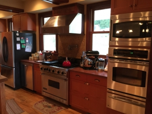 The Ovens and Dishwasher