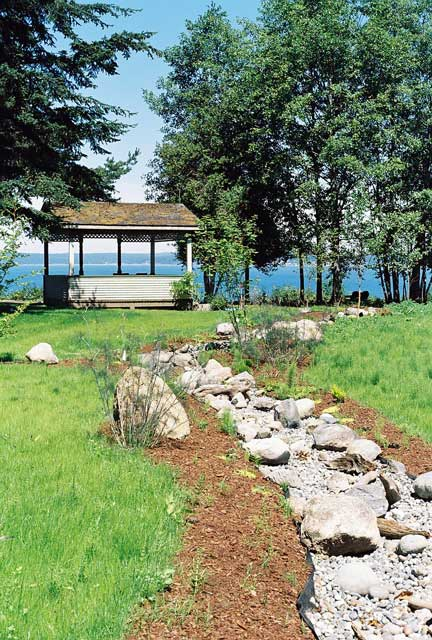 Features | Marty's Place a Vacation Rental on Whidbey Island