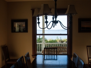 View from the Dining Room