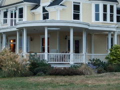 The Wraparound Porch